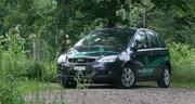 Essai Ford Focus C-Max Flexifuel: Asphalte se met au vert