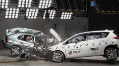 Crash-test : Toyota Corolla 1998 vs 2015