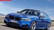 BMW M5 2017 : Une transmission intégrale désactivable