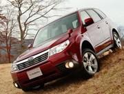 Subaru Forester III : A la conquête de l'Europe