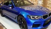 BMW : la nouvelle M5 confirmée en quatre roues motrices
