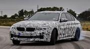 Nouvelle BMW M5 : premières images officielles