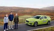 Jaguar XF Sportbrake : les ambitions du break Jaguar !