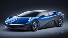 Elextra : une supercar électrique suisse