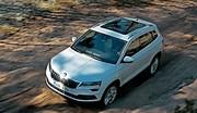 Skoda Karoq : un nouveau venu chez les SUV compacts
