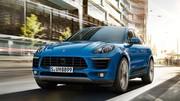 La voiture qui décote le moins est un Porsche Macan diesel
