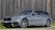 Essai BMW 530d Touring : l'alternative aux SUV