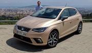 Essai Seat Ibiza 2017 : en conquérante
