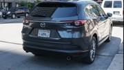 Mazda CX-8 : surpris sans camouflage à Chicago !
