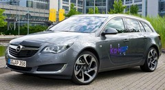 Projet autonome Ko-HAF : le travail d'Opel