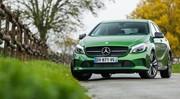 Mercedes Classe A et B: de petits moteurs d'entrée de gamme