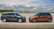 Fiat 500 L : l'heure du restylage