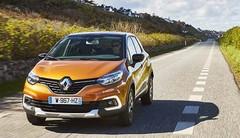 Essai Renault Captur 2017 : Renforcement