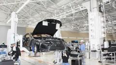 Lexus LC : début de la production