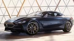 BMW Série 8 Concept : le style