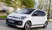 Volkswagen up! GTI : hommage à la première Golf GTI