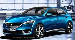 Future Peugeot 208 : arrivée prévue en 2019
