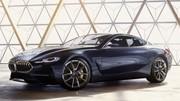 BMW lève le voile sur la Série 8 coupé