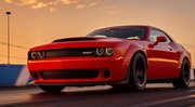Dodge Challenger SRT Demon : seulement 85 000 dollars