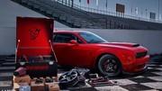 Prix Dodge Challenger Demon : 99,9 dollars le cheval, c'est une affaire !