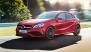 Essai Mercedes A45 AMG : Pompe à feu !