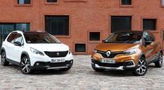 Essai Renault Captur restylé vs Peugeot 2008 : la revanche ?