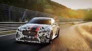Jaguar dévoile une XE extrême de 600 chevaux !