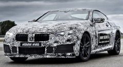 BMW tease déjà la M8