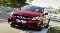 Mercedes-AMG Classe A : une version dégonflée à venir