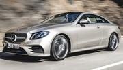 Essai Mercedes Classe E Coupé 300 : l'art de la balade