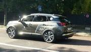 Peugeot 3008 autonome à Roland Garros