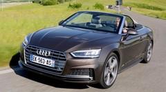 Essai Audi A5 Cabriolet 2017 : La balade des gens heureux