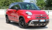 Essai Fiat 500 L (2017) : l'hôte L