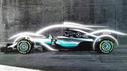 Mercedes-AMG Project One : dans la peau de Lewis Hamilton