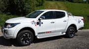 Mitsubishi L200 Over Rock 2017 Du concept à la série limitée de 60 exemplaires