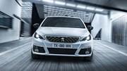 La Peugeot 308 restylée en détails