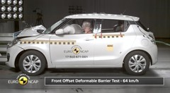 Crash-tests : Mini Countryman et Skoda Kodiaq font carton plein