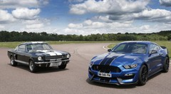 Essai Ford Mustang Shelby GT350: le burger des rois !
