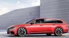 Volkswagen Arteon SW : le break arrive