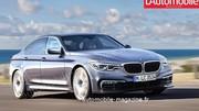 Futures BMW Série 3 et Série 4 : Toute la gamme déjà illustrée