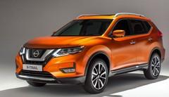 Nissan X-Trail restylé : nouveau visage et conduite semi-autonome