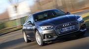 Essai Audi A5 Coupé 2.0 TDI 190 : Entrée copieuse
