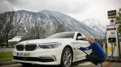Essai BMW Série 5 530e iPerformance : Bonne conduite