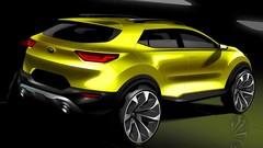 Kia Stonic : le nouveau crossover urbain s'apprête à faire son entrée