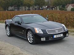 Essai Cadillac XLR-V V8 4.4 450 ch : Le droit à la différence