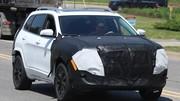 Jeep Cherokee 2018 : premières photos espion pour le restylage