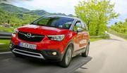 Essai Opel Crossland X 1.2 Turbo : Coopération franco-allemande