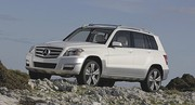 Mercedes GLK Freeside Concept : Une nouvelle étoile