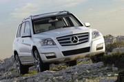 Mercedes GLK : Et un de plus !