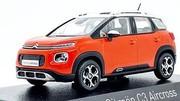 Citroën C3 Aircross : Une première image... en miniature avant la présentation lundi